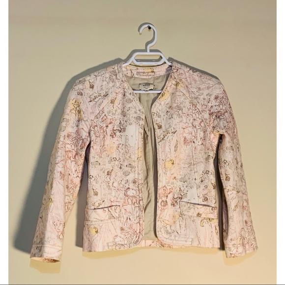 Wilfred Jackets & Blazers - Wilfred Floral Blazer, 100% Linen